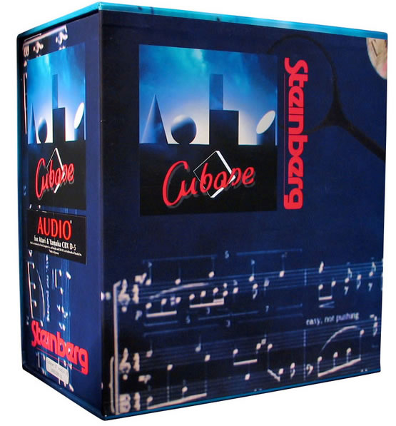 Cubase Audio 1991