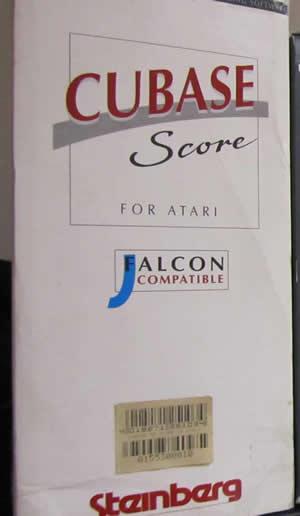 Cubase-score-Falcon